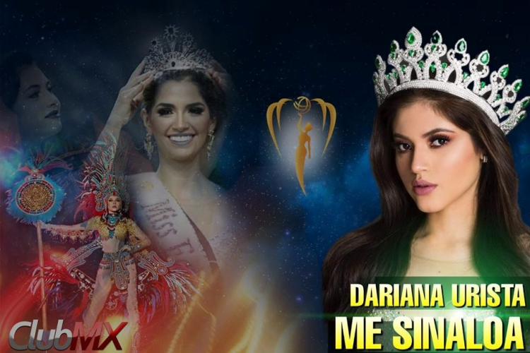 SINALOENSE EN EL MISS EARTH MEXICO 2019