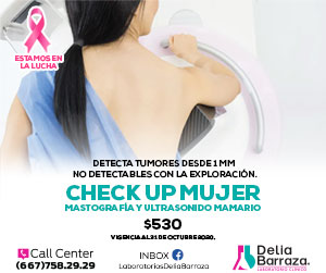 DELIA BARRAZA CHECKUP