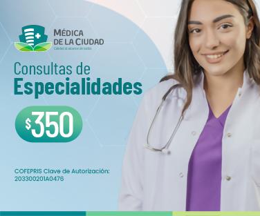 medica de la ciudad
