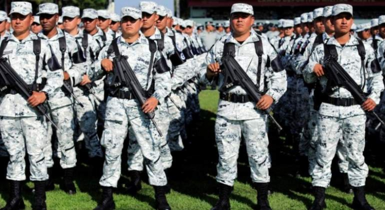 Tendrá Navolato, base de la guardia nacional