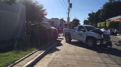 Muerte del secretario de Guasave se registró como accidente tipo choque